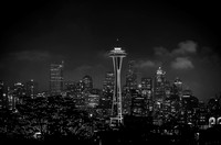 Afterhours in Seattle by Professional Photographer William Dziuk
